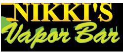 Nikki's Vapor Bar Affiliate Signup